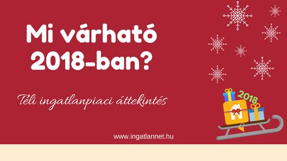 magyar ingatlanpiac 2018