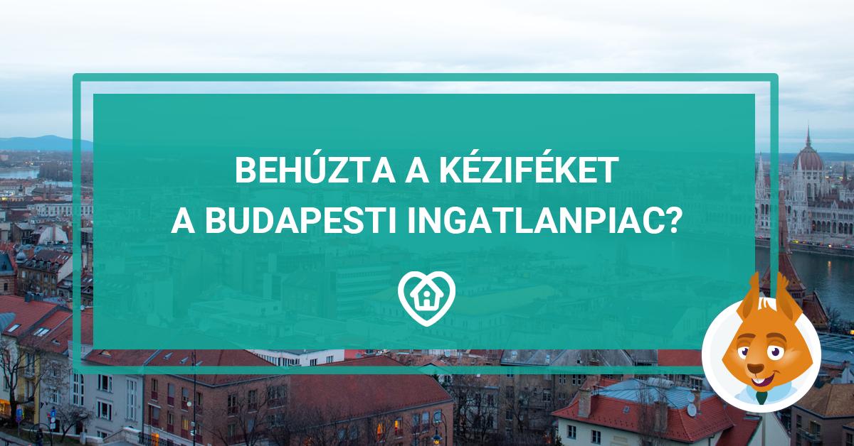 budapesti ingatlanpiac